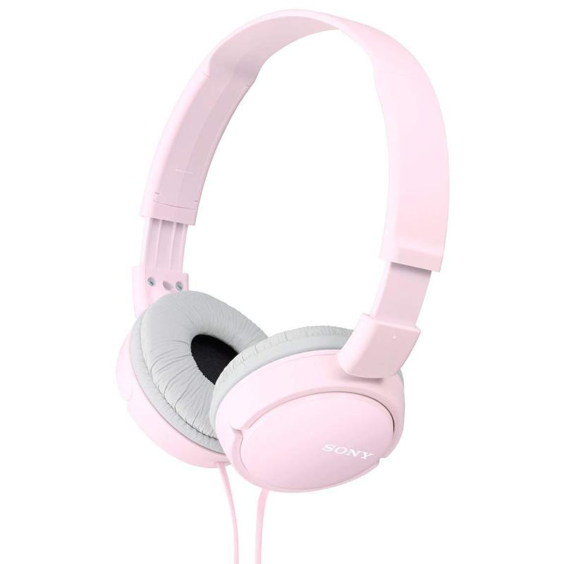 Sony MDR-ZX110 Wired On-Ear Headphones Foldable Earphone Headset Earpiece (1 Year Warranty) Singapore
