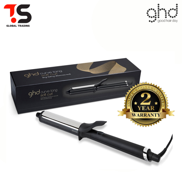 Buy 2 Years Warranty - GHD Curve Soft Curl Curler Tong 32mm Singapore