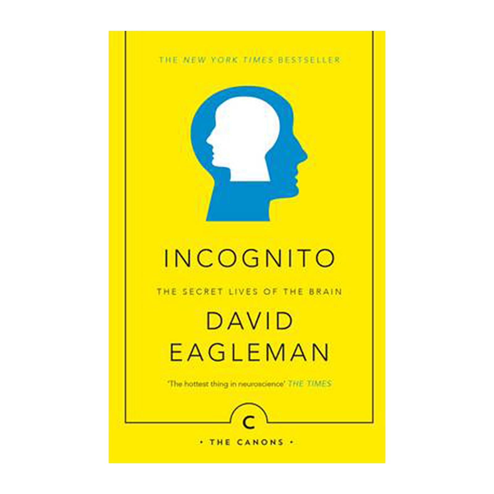 Incognito: The Secret Lives Of The Brain (Paperback)