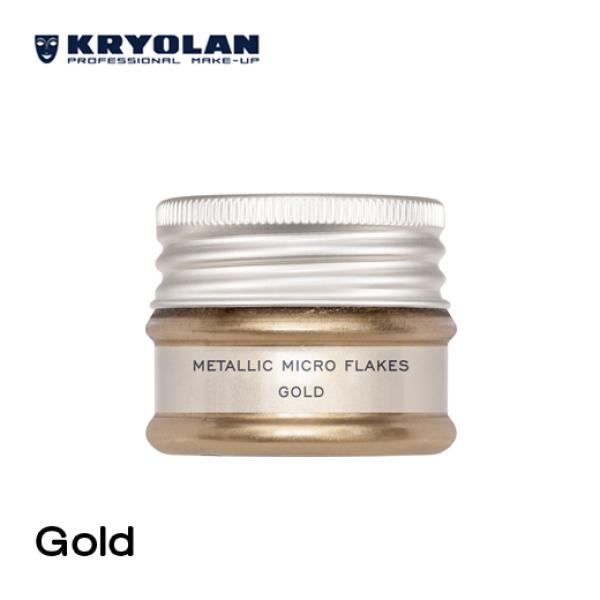 Buy COSMOPROF MAKEUP: KRYOLAN METALLIC MICRO FLAKES 7G Singapore