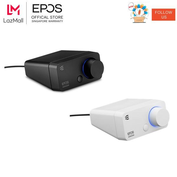 EPOS SENNHEISER GSX 300 External Sound Card - Available in Black & White Singapore