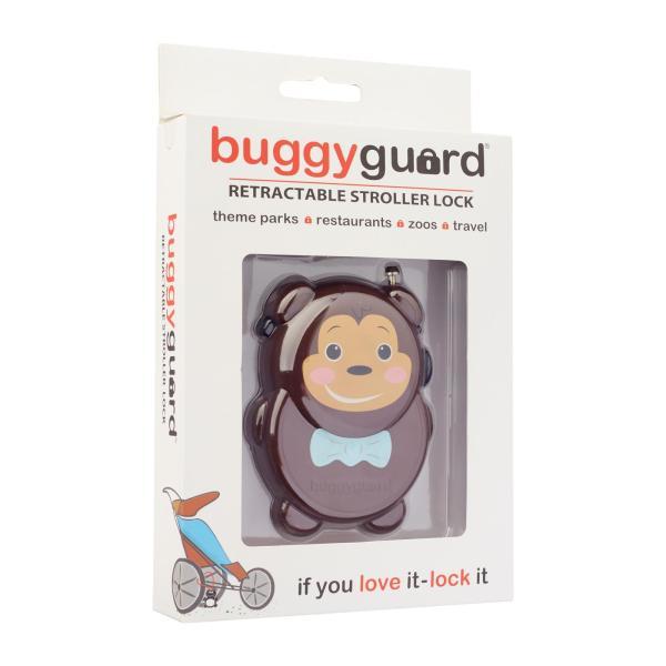 Buggygear Retractable Stroller Lock (Monkey) Singapore