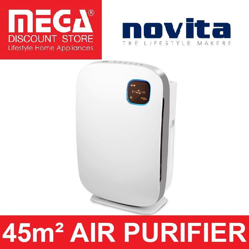 NOVITA NAP002Hi 45m² 3-IN-1 AIR PURIFIER Singapore
