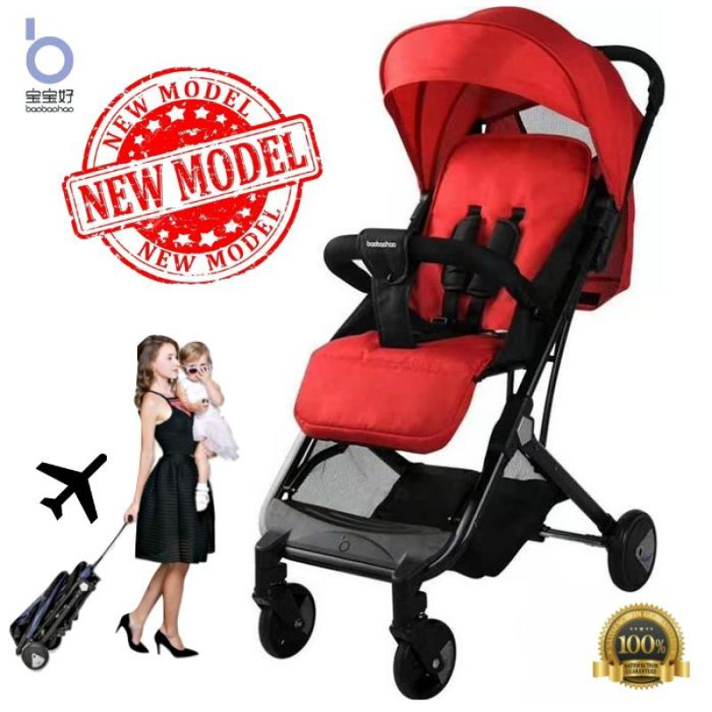 Foldable Cabin Size Baby Stroller Singapore