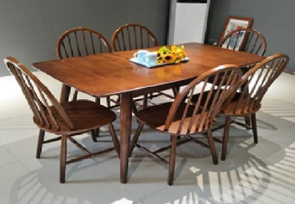 Gemini DT625  Extending Dining Table With 4 Chairs