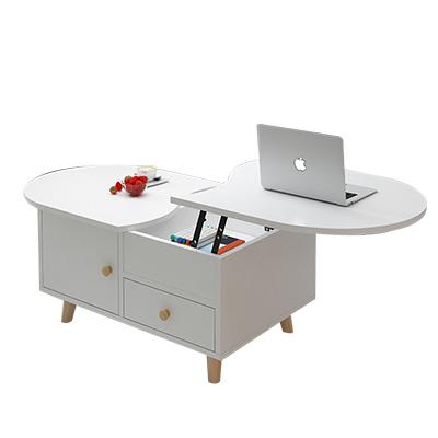 JIJI (Herald Multi-Functional Coffee Table) Furniture / Storage  / Home / Living / Free Installation / 12 Months Warranty / (SG)