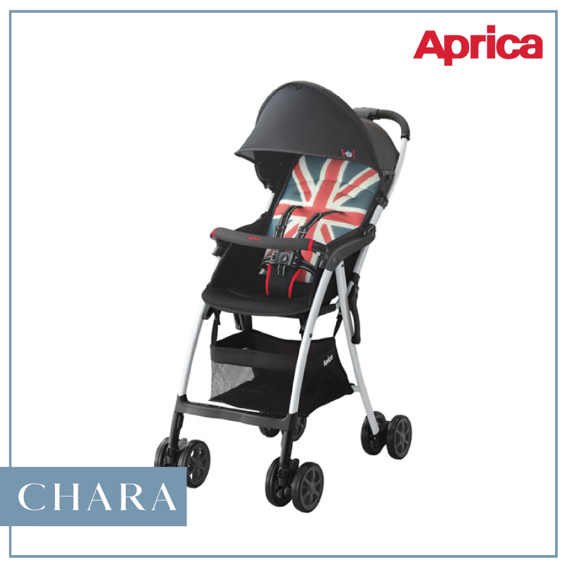Aprica Magical Air Plus - Black Singapore