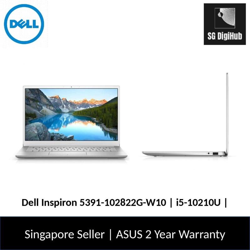 Dell Inspiron 5391-102822G-W10 | i5-10210U | 8GB RAM | 256GB SSD | NVIDIA MX250 | 2Y Warranty