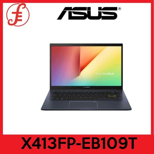 ASUS VivoBook 14 Ultra Slim-1.4Kg | i7-10510 | 8GB DDR4 | 1TB PCIe SSD | MX330 Graphics | Win10 Home | 2Y Asus Warranty (X413FP-EB109T)