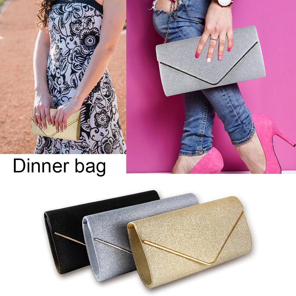 ZYU Women Evening Bag Purses Clutch Bag Crossbody Bag Handbag for Wedding Party