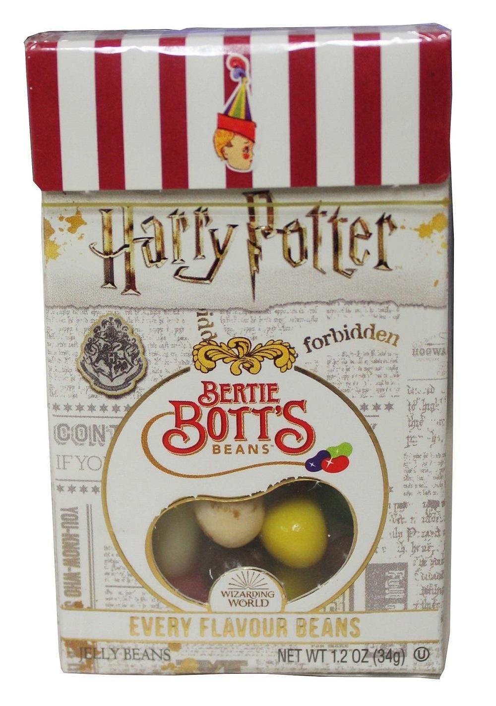 Harry Potter Bertie Botts Jelly Beans 34g By Gingersg.