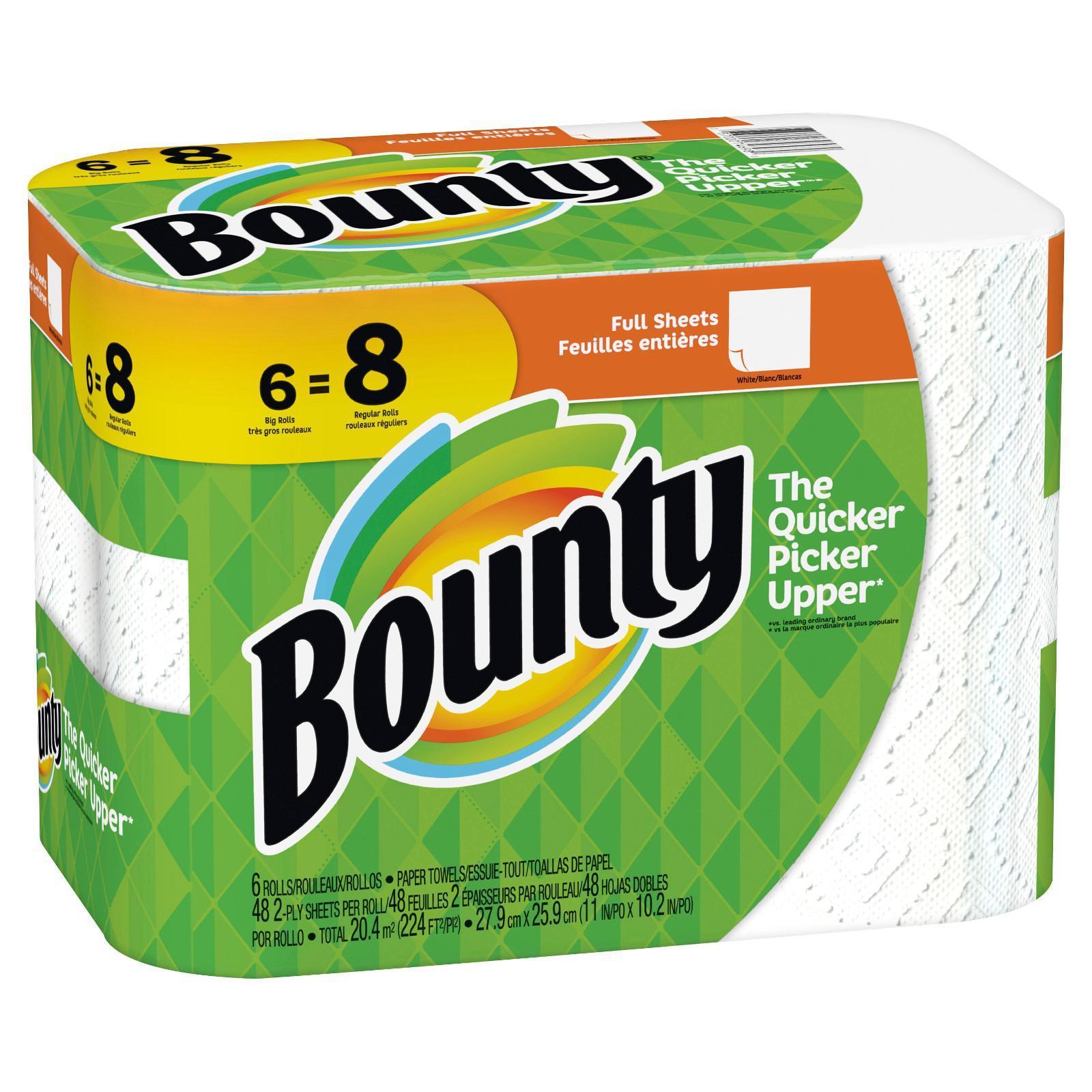 Bounty Kitchen Paper Towels