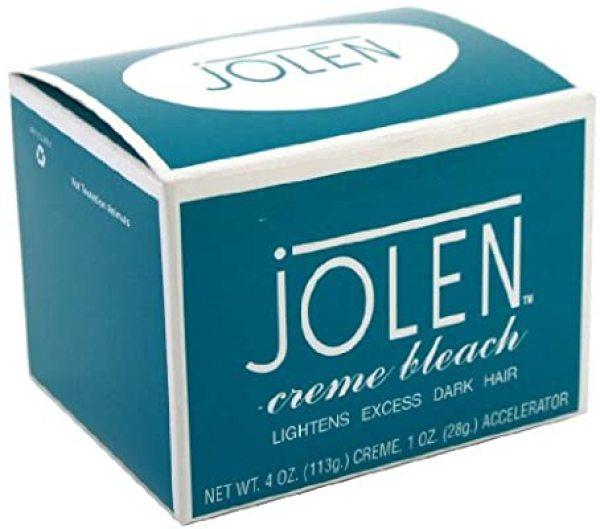 Buy Jolen Creme Bleach (113G Cream + 28G Accelerator) - Lightens Excess Dark Hair Singapore