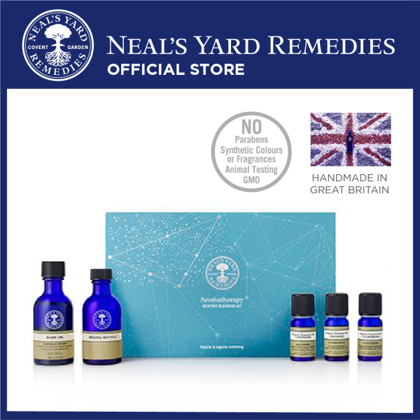 Buy Aromatherapy Bespoke Blending Kit Singapore
