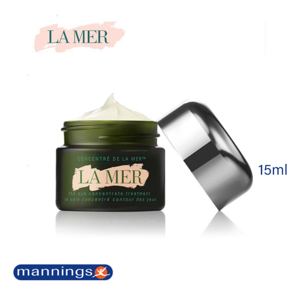 Buy La Mer The Eye Concentrate 15ml - Mannings  [Luxury Beauty (Skincare) – Eye Cream / Eye Balm / Concentrates | Brand New | 100% Authentic] Singapore