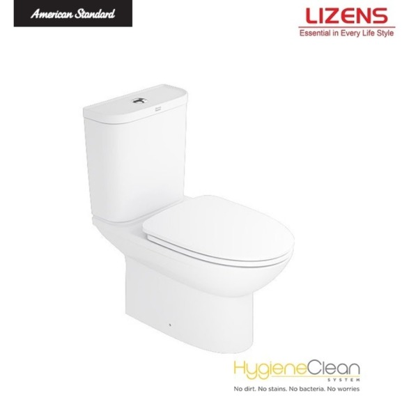 American Standard Neo Modern close coupled toilet CL26305