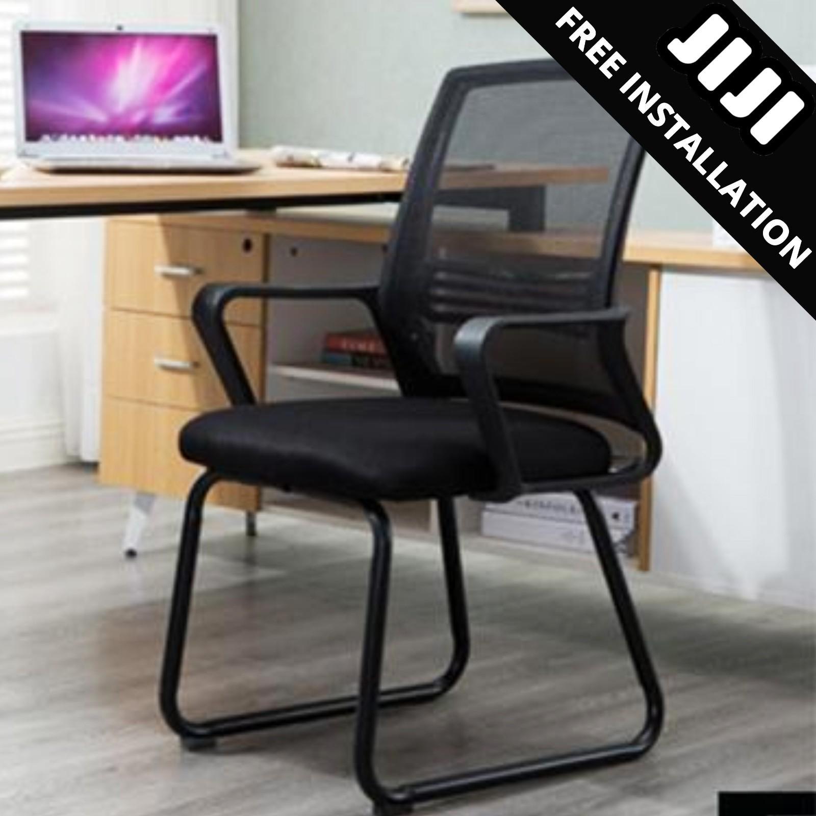 Jiji Clerk Chair Version 2 Office Chair (free Installation) - Office Chair/study Chair/gaming Chair/ergonomic/ Free 12 Months Warranty (sg) By Jiji.