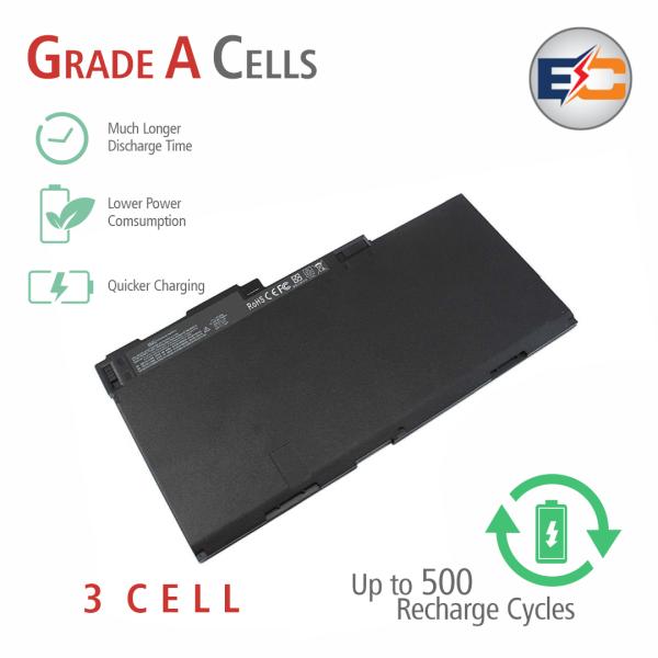 Replacement Laptop Grade A Cells Battery CM03XL Compatible with HP EliteBook 840 G1, 740, 745, 750, 845, 850, G1 G2 Series, CM03, CM03XL, CO06, CO06XL, HP ZBook 14 E7U24AA, 716723-271, 717375-001