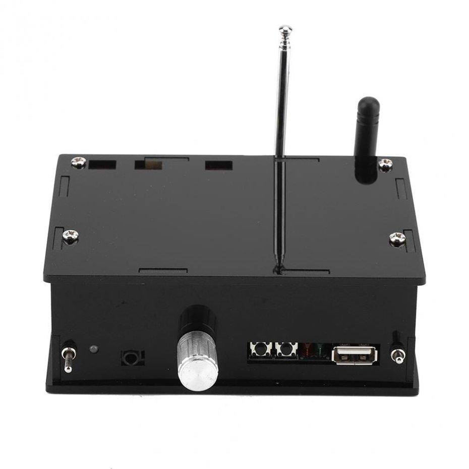 FCU Bluetooth 4.2 Dual Channel Stereo Multi-functie Digitale Versterker Board