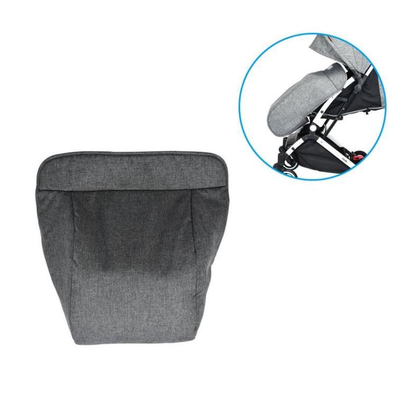 Baby Carriage Accessories Trolley Thickened Foot Cover Baby Foot Cover Baby Stroller Windproof Foot Cover Maternal and Child Supplies Singapore
