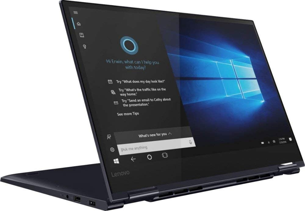Lenovo - Yoga 730 2-in-1 15.6 Touch-Screen Laptop - Intel Core i5 - 12GB Memory - 256GB Solid State Drive