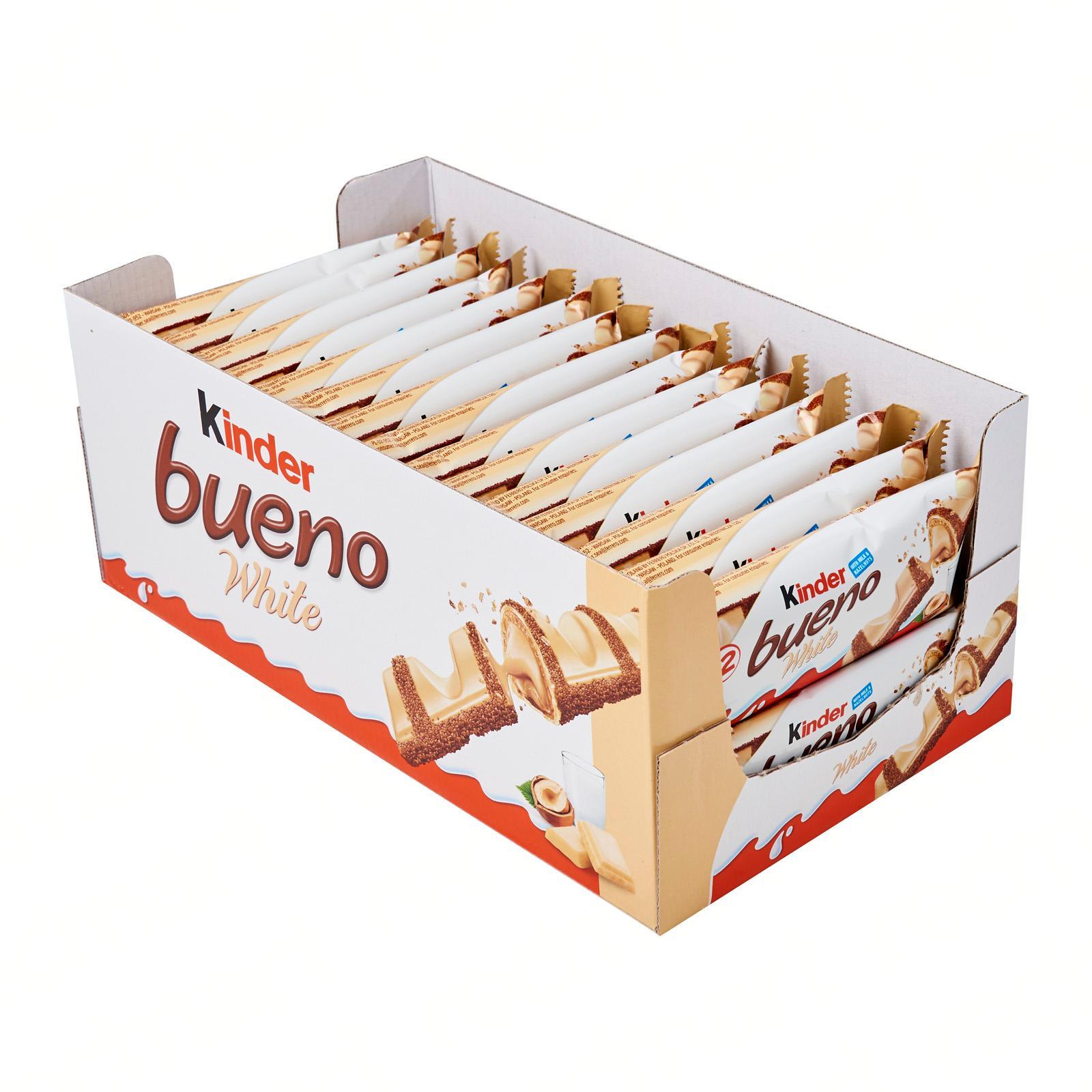Kinder Bueno White Chocolate