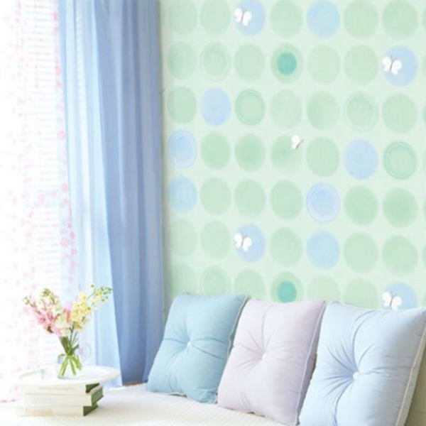 Dots Series Self Adhesive Wallpaper decoration DIY furniture sticker hyundae Magicfix Korea