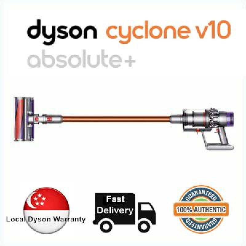 Dyson Cyclone V10 Absolute PLUS Cord-Free Vacuum Cleaner Singapore