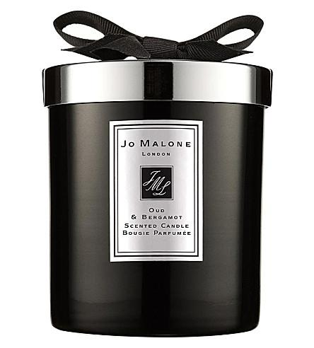 [Jo Malone] Oud & Bergamot home candle 200g - 100% Authentic