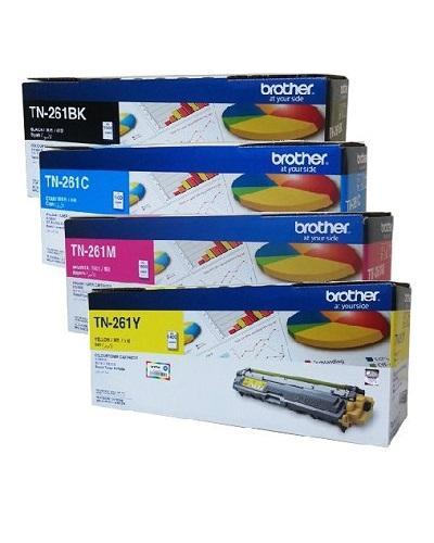 [original Brother] Tn-261 Black / Cyan / Magenta / Yellow Toner Cartridge For Printer Hl-3150cdn Hl-3170cdw Mfc-9140cdn Mfc-9330cdw Tn261bk Tn-261bk Tn 261 Bk Tn261bk Tn261c Tn261m Tn261y Tn-261bk Tn-261c Tn-261m Tn-261y Tn261 Bk Tn261 C Tn261 M Tn261 By Smart Shopping.