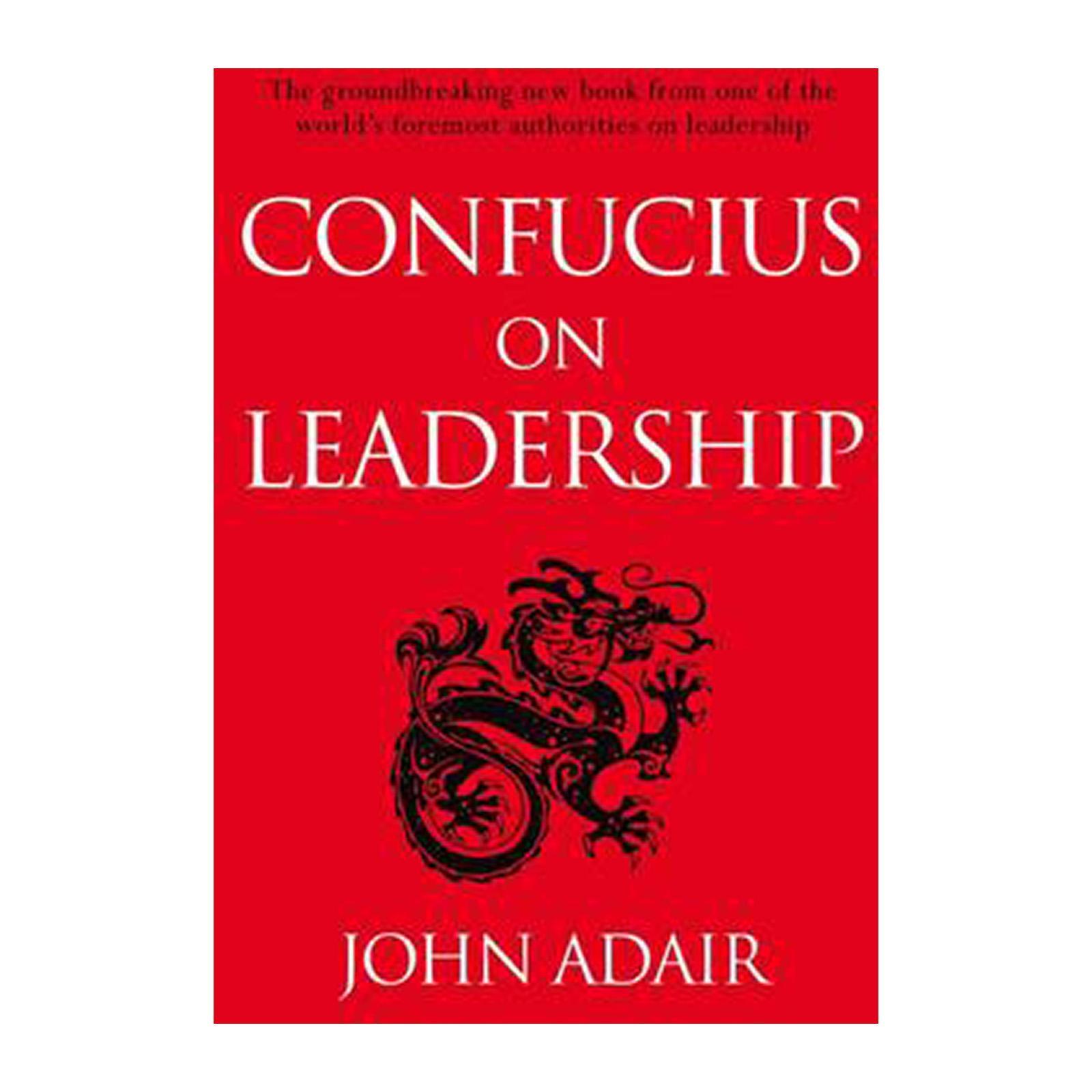 Confucius On Leadership (Paperback)