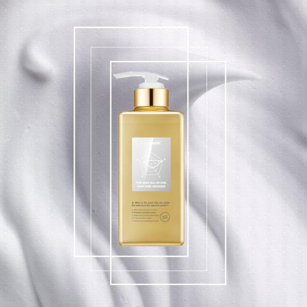 Buy Men Cologne Shower Gel - Cotton Success (Gold Bottle) Singapore