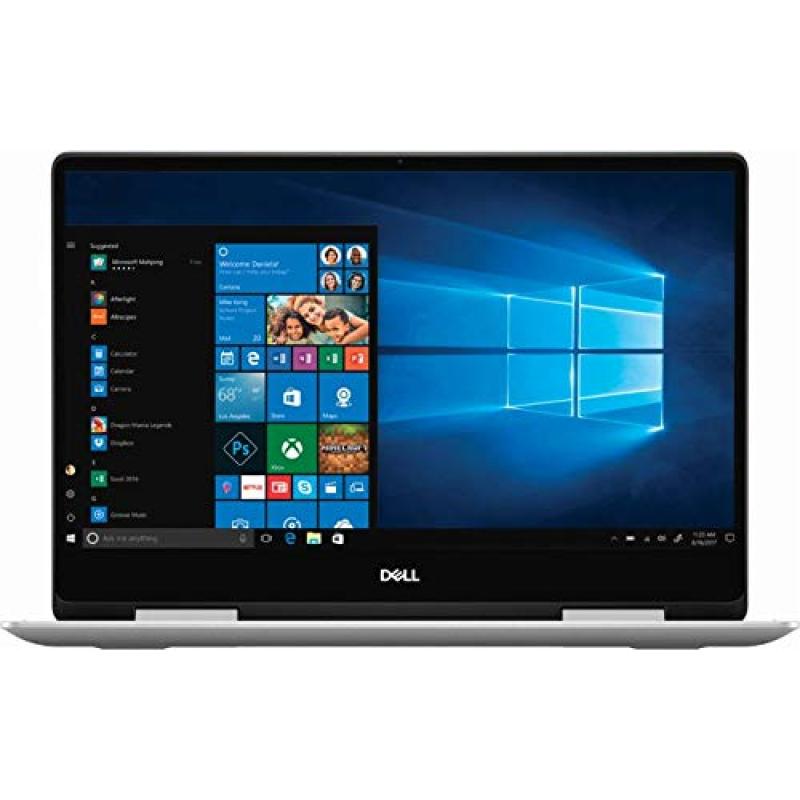 Dell Inspiron 13 2-in-1 7386-13.3  FHD Touch - i5-8265U - 8GB - 256GB SSD - Silver
