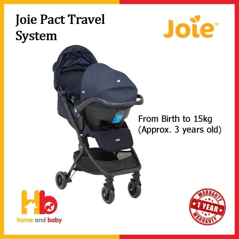 Joie Pact Travel System Singapore