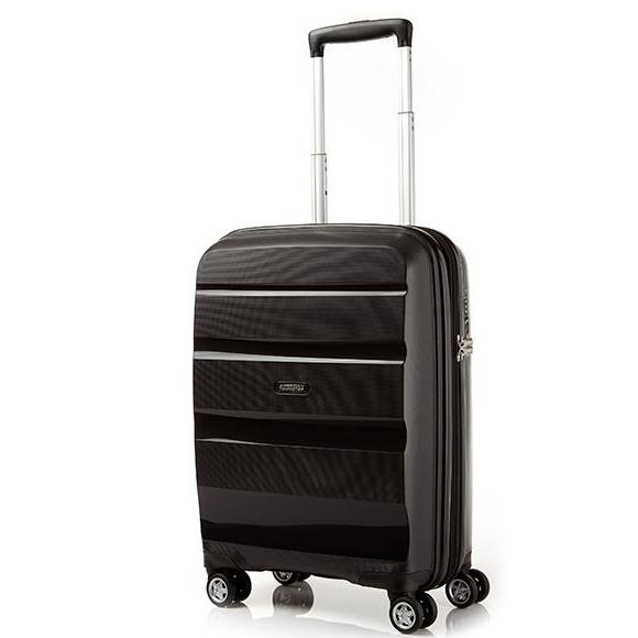American Tourister Bon Air Deluxe Spinner 55cm Exp By American Tourister Official Store.