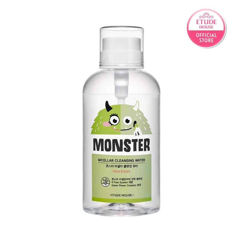 Buy ETUDE Monster Micellar Cleansing Water 700ml Singapore