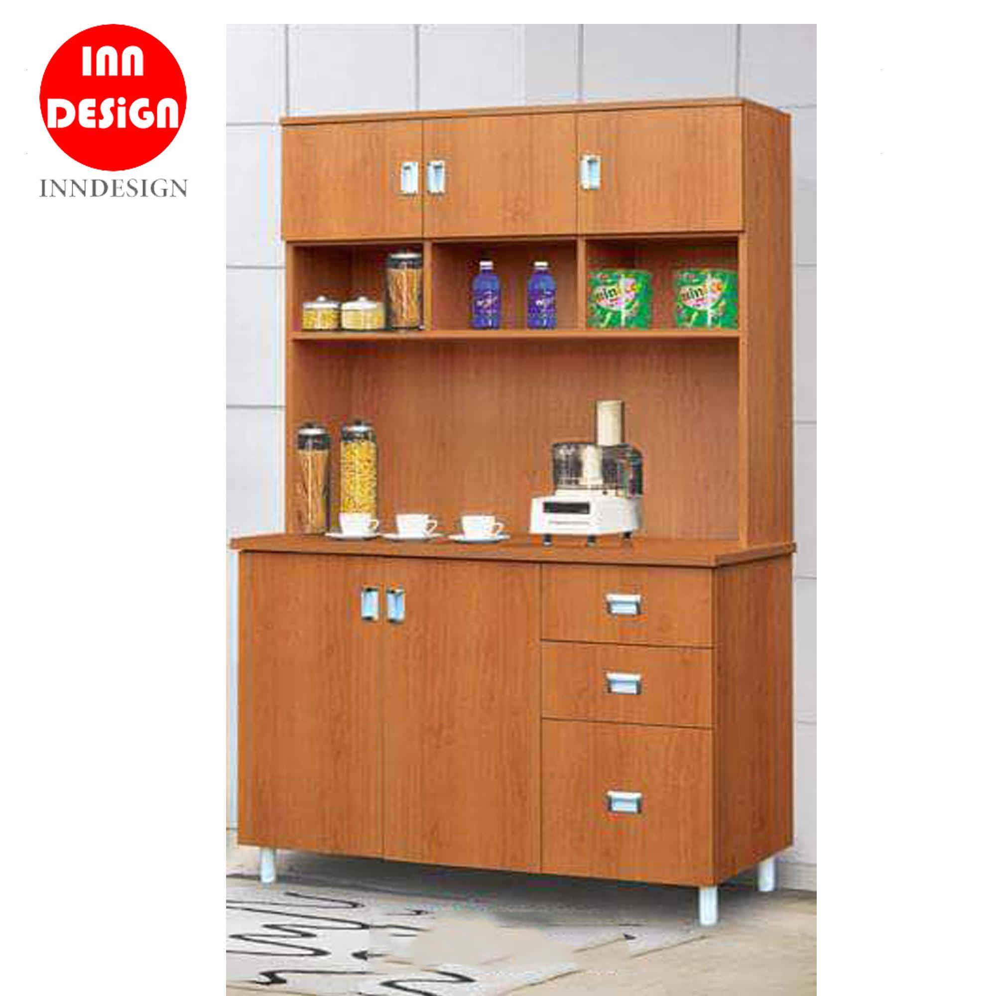Elvie Kitchen Cabinet (Free Delivery and Installation)