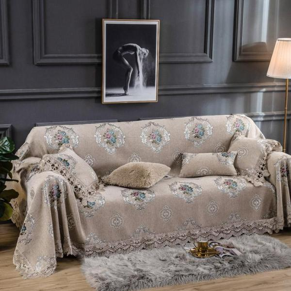 Nordic Sofa Cover Cover All Edges Included Versatile Case Sofa Slipcover Full Cover Sofa Cover Fabric Sofa Cover Skin Sofa Seat Cover