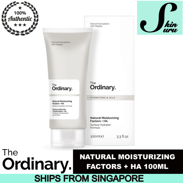 Buy The Ordinary Natural Moisturizing Factors + HA (30ML/100ML) Singapore