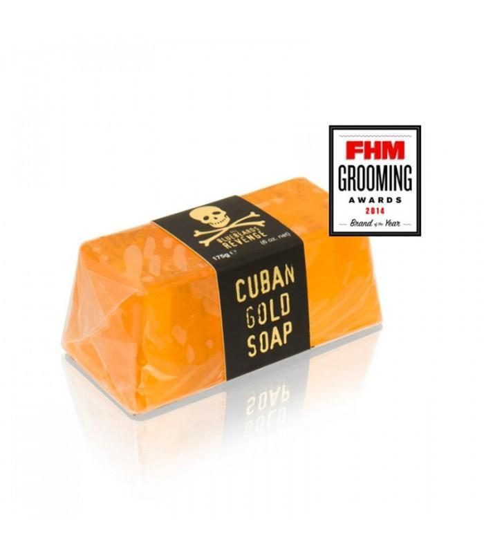 Buy The Bluebeards Revenge - Cuban Gold Soap (175g) Singapore