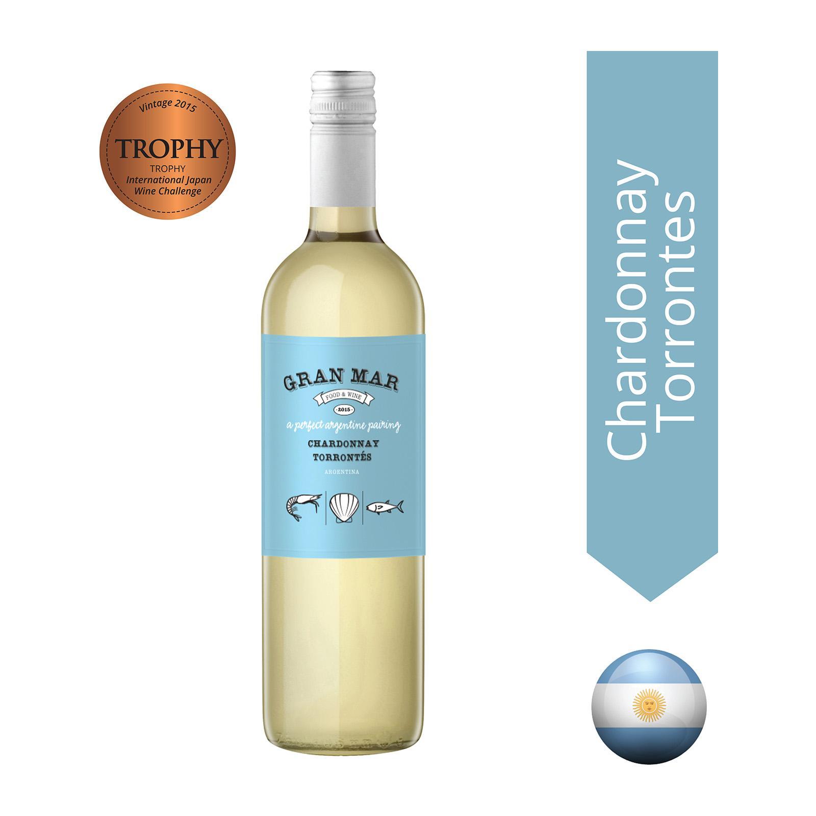 Gran Mar Chardonnay / Torrontes