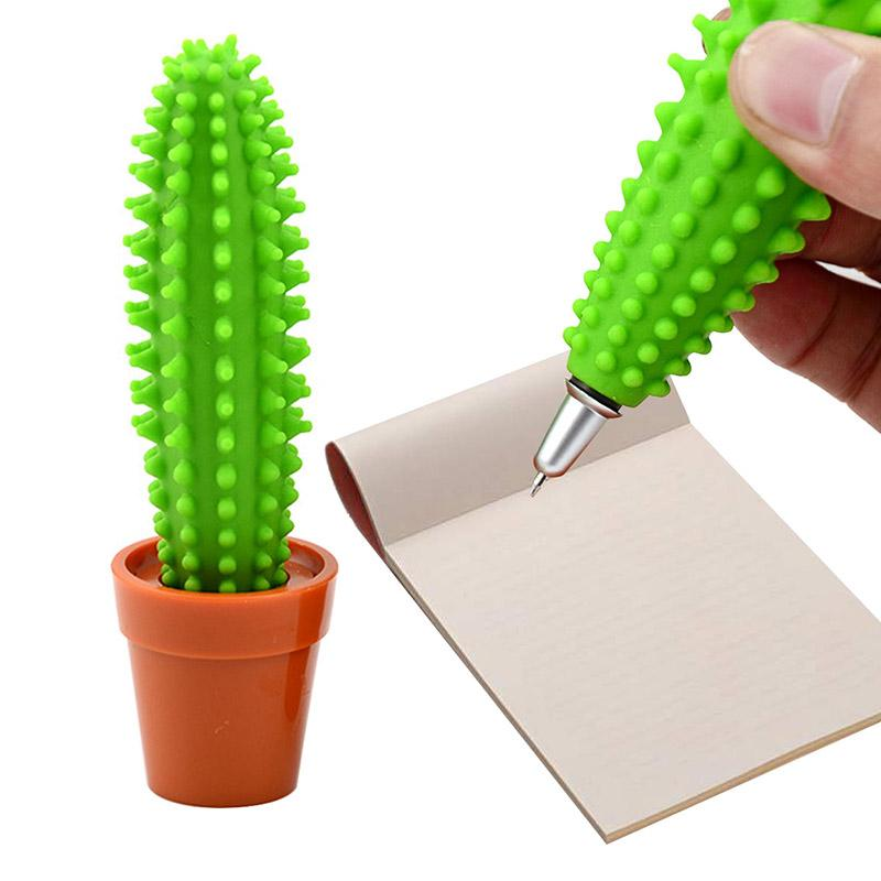 Mua Creative Cactus Pen by Silly Gifts Office School Supplies Ballpoint Pen