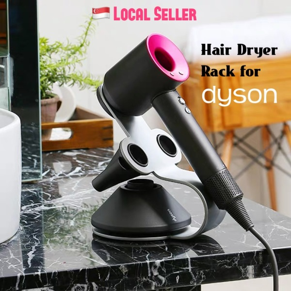 Buy (SG Stock) Dyson Hair Dryer Magnetic Stand Holder Rack Bracket Storage Organizer Local Delivery 1-2days Singapore