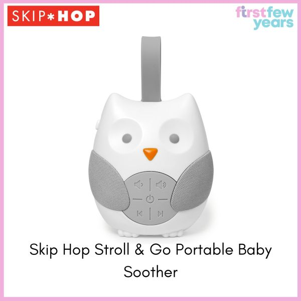 Skip Hop Stroll & Go Portable Baby Soother Singapore