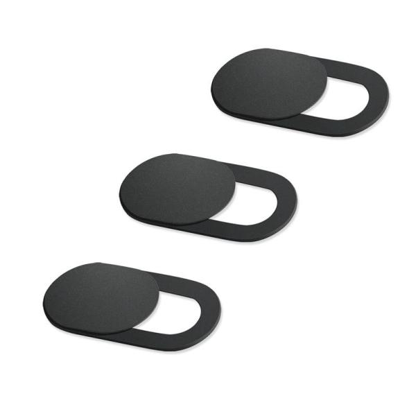 3 Pack Webcam Cover Ultra-Thin Slide Privacy Protector Camera Cover For Laptop Phone , Protect Your Privacy and Security, Strong Adhesive Block