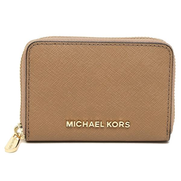 e2d09a96f6081 NEW ARRIVAL Michael Kors Jet Set Zip Around Card Case Mini Wallet