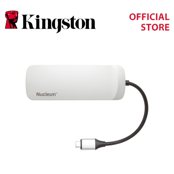 Kingston NUCLEUM All-in-1 USB-C Hub for Apple MacBook