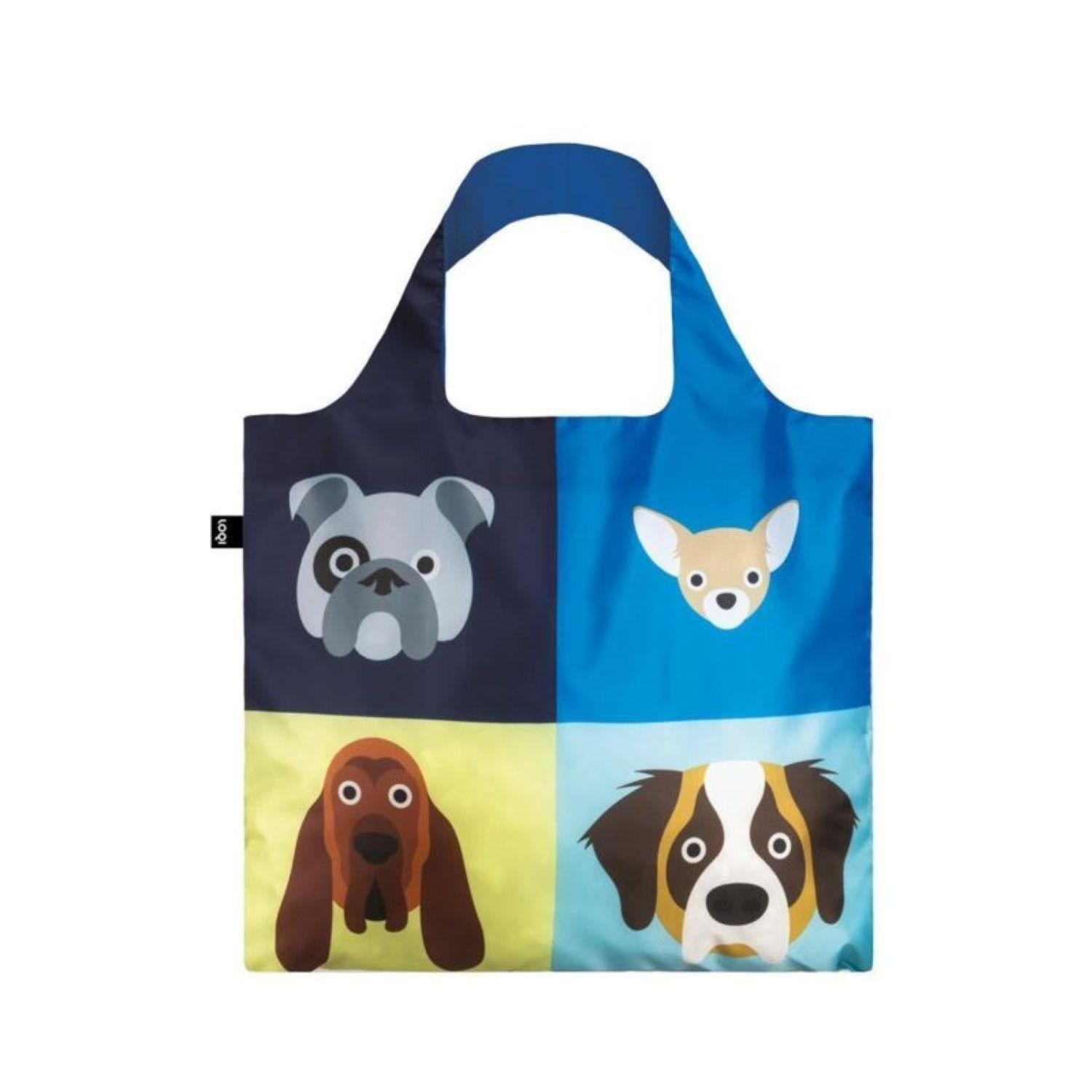 Loqi Artist Bags – Stephen Cheetham – Dogs