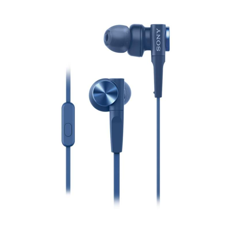 Sony MDR-XB55AP Extra Bass In-Ear Headphone Singapore
