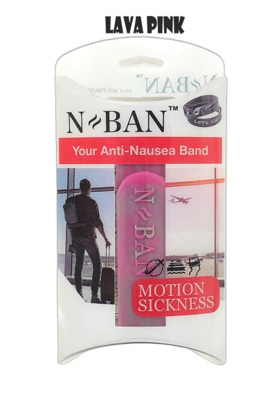 Buy NBAN -  Your Anti Nausea Band.   Drug free alleviation of motion sickness.  Travel motion sickness  wrist Band.  Product from Singapore. Singapore